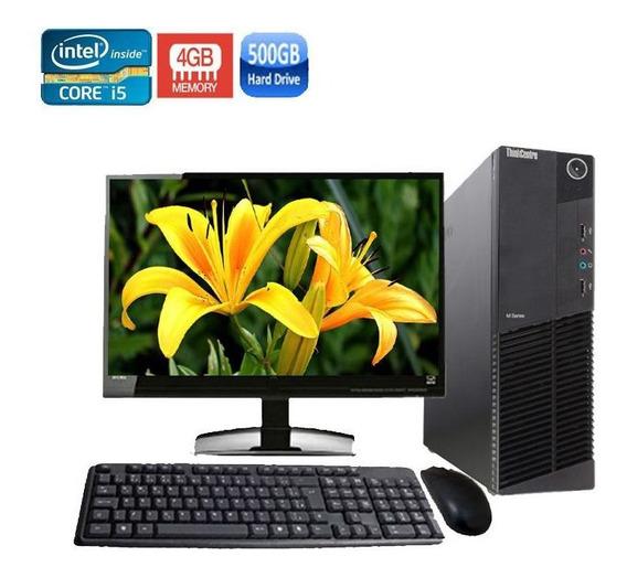 Computador Lenovo M92p Sff I5 3º Geração 4gb Hd500gb + Wi-fi
