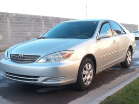 Toyota Camry 2004 2.5 Le L4 Aa Ee At