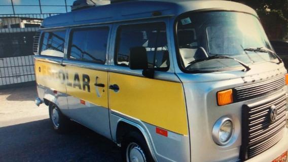 Volkswagen Kombi 1.4 Escolar Total Flex 3p 2012