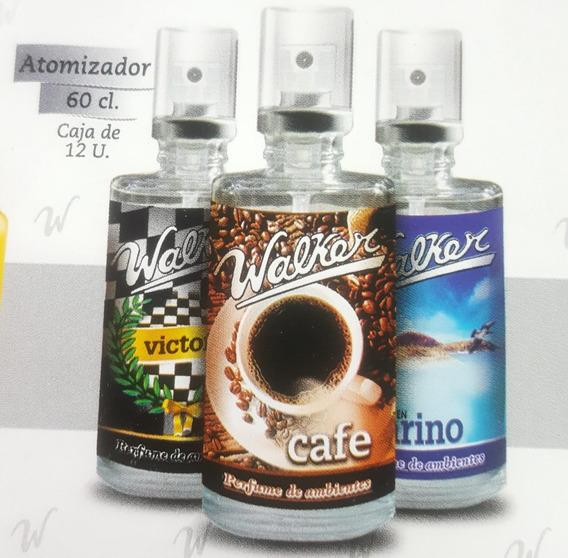 Perfume Atomizador Walker 60 Cl Varios Aromas - Maranello