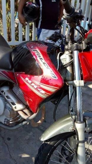 Honda Nx 400 Falcon