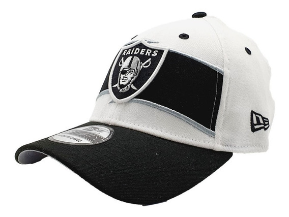 Gorra Las Vegas Raiders Nfl New Era Blanco