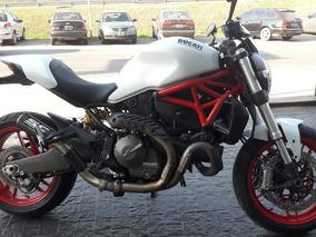 Ducati Monster 821 23000kms Excelente Estado -motoplex Pilar