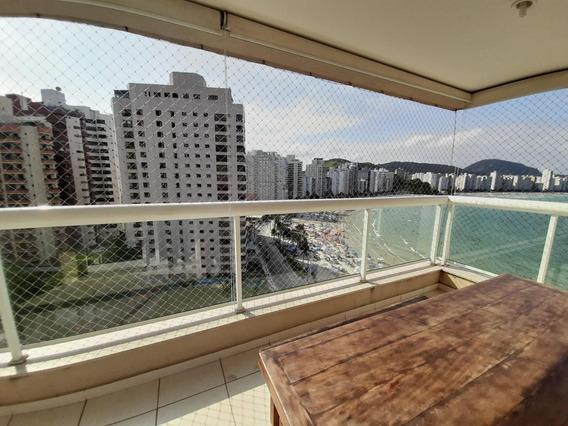 Apartamento Em Praia Das Astúrias, Guarujá/sp De 120m² 3 Quartos À Venda Por R$ 950.000,00 - Ap412372