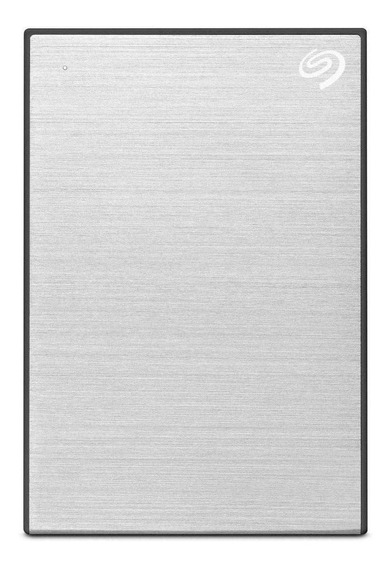 Disco rígido externo Seagate Backup Plus Slim STHN2000401 2TB prata