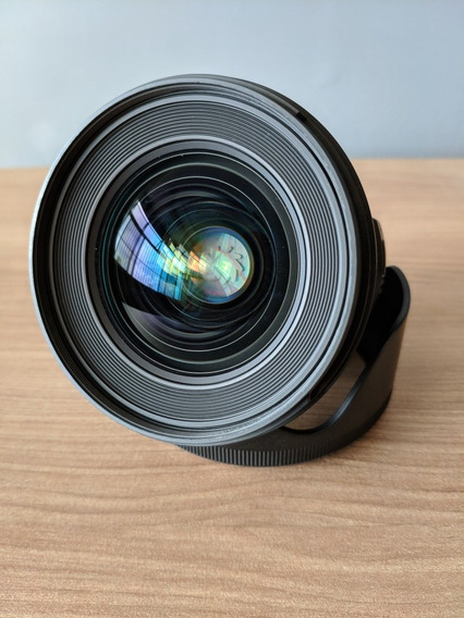 Lente Sigma Art 24mm F/1.4 Para Nikon