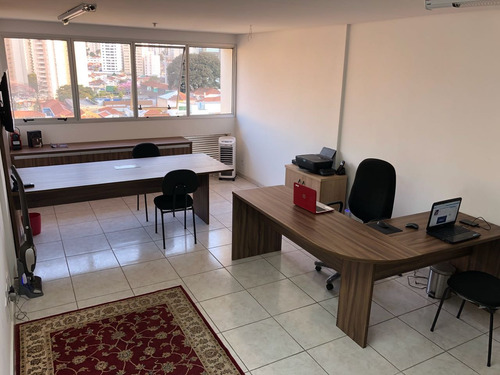 Imagem 1 de 6 de Sala Comercial Em São Paulo - Lapa - Sa00001 - 33626390