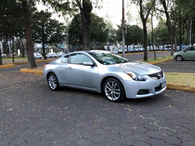 Nissan Altima 3.5 Sr At V6 Piel Qc Cd Xenon Cvt 2010