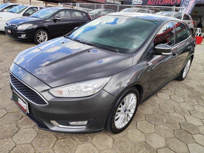 Ford Focus Fastback Se/se Plus 2.0 8v
