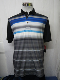 Camiseta De Golf Talla M Marca Gran Slam Nueva