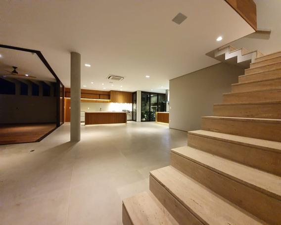Casa Em Condomínio À Venda No Mont Blanc - Sorocaba/sp - Cc04611 - 68167868