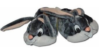 Babuchas Conejo, Pantuflas Suela Antideslizante