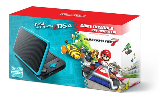 New Nintendo 2ds Xl 32gb Com 300 Jogos