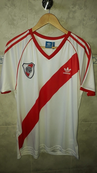 Camiseta River Reedición Titular 1986...espectacular!!!