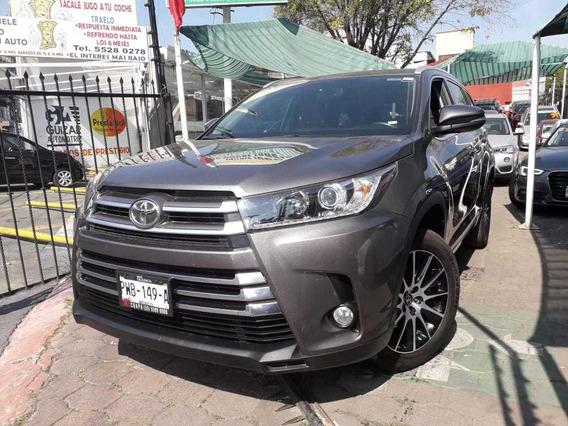 Camioneta Toyota Highlander 2018 Aut Qc A/ac V/p