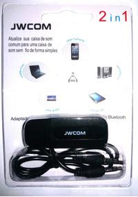Receptor Bluetooth 4.0 Estéreo Recebe Chamadas Original