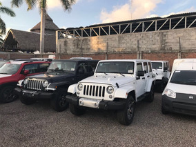 Jeep Wrangler Unlimited Sahara 3.6 4x4 At