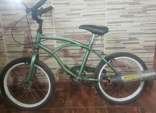 Bicicleta PlayeraRodado 16