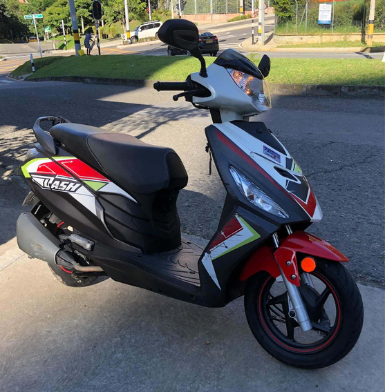 Moto Scooter / Hero Dash / 2017 Automatica