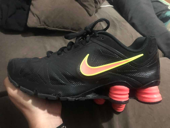 Tênis Nike Shox Turbo (raro)