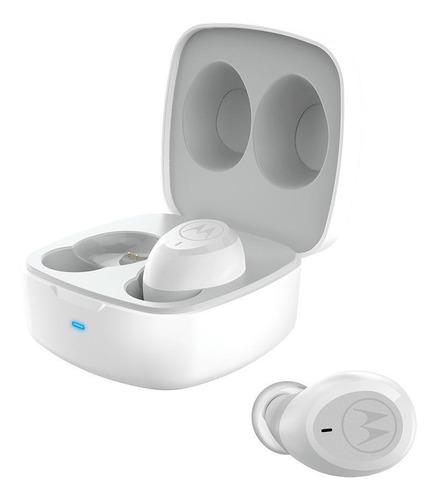Audífonos In-ear inalámbricos Motorola VerveBuds 100 blanco