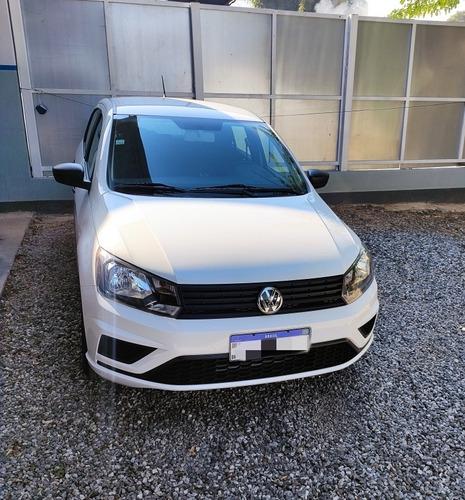 Imagem 1 de 5 de Volkswagen Gol 2021 1.0 12v Total Flex 5p