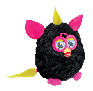 Electrónico Furby Punky Pink