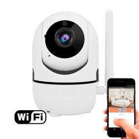 Câmera Segurança Sem Fio Sensor Movimento Hd 720 App Celular