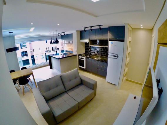 Apartamento Com 1 Dormitório Para Alugar, 50 M² Por R$ 2.500,00/mês - Jardim Aquarius - São José Dos Campos/sp - Ap5412