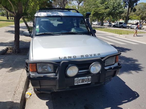 Land Rover Discovery Todo Terreno