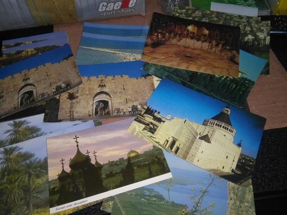 Postales / Lote Jerusalen