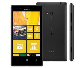 Nokia Lumia 720 Preto Vitrine