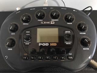 Pod Hd Desktop Line 6 Procesador De Efectos