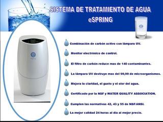 Amway E-spring Sistema Purificador De Agua
