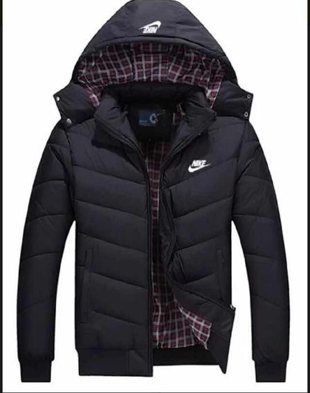 Casaco Jaqueta Nike Acolchoada Para O Frio Pronta Entrega