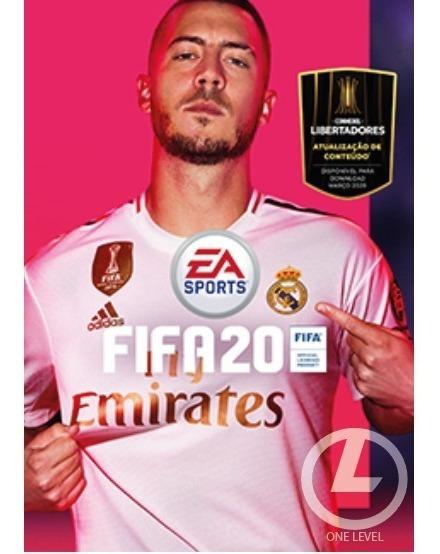 Fifa 20 Jogo Pc Envio Imediato Midia Digital (envio Rapido)