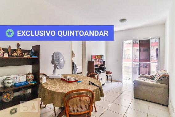 Apartamento No 3º Andar Mobiliado Com 2 Dormitórios E 1 Garagem - Id: 892970716 - 270716
