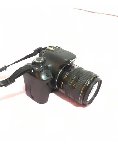 Câmera Fotográfica Profissional Canon T3i