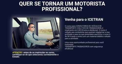 Imagem 1 de 10 de Condutores De Veículos De Transporte Coletivo De Passageiros