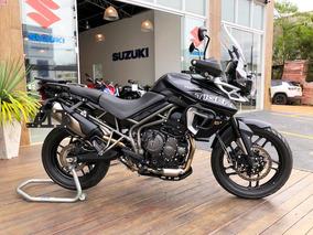 Triumph Tiger 800 Xrx 2018/2019 Preta