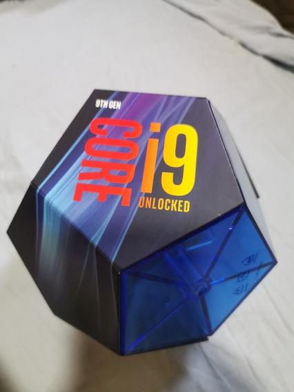 Caixa Box Intel I9 9900k Octacore Blister Original