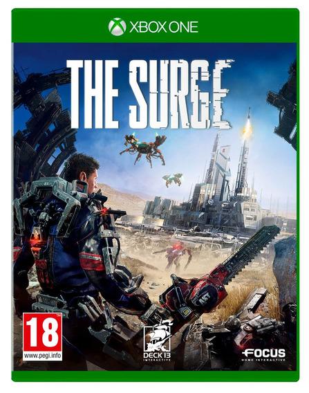 Jogo Mídia Física The Surge Original Para Xbox One