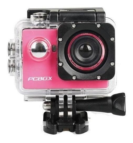 Camara Digital Pcbox Junior Pcb-c720k Rosa