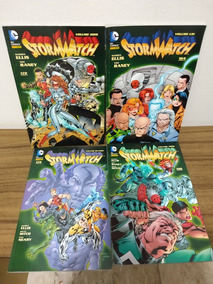 Stormwatch - Warren Ellis - Ed. Panini - Completo
