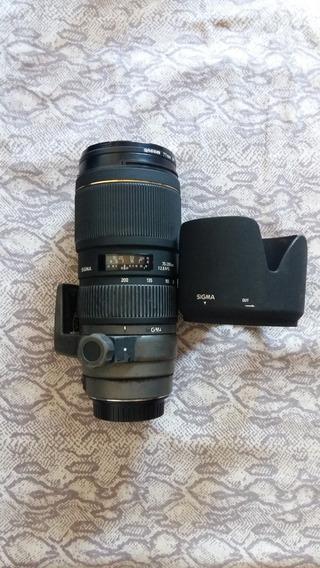 Lente Sigma Para Canon 70-200 2.8