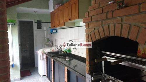 Imagem 1 de 25 de Casa Com 2 Dormitórios À Venda, 105 M² Por R$ 480.000 - Jardim América - São José Dos Campos/sp - Ca2496