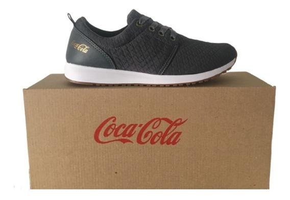Tênis Feminino Coca Cola Sense Pronta Entrega Promoção