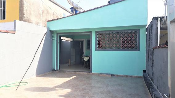 Casa Isolada Baratinha Na Praia De Itanhaém