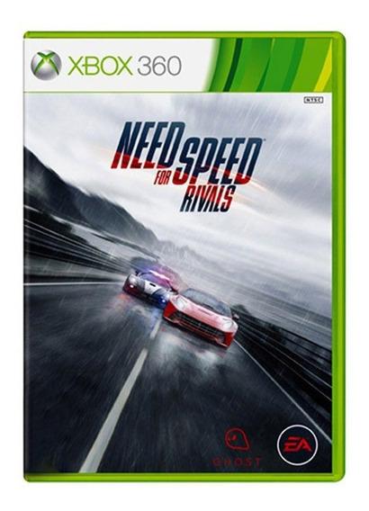 Need For Speed Rivals - Xbox 360 - Usado - Original