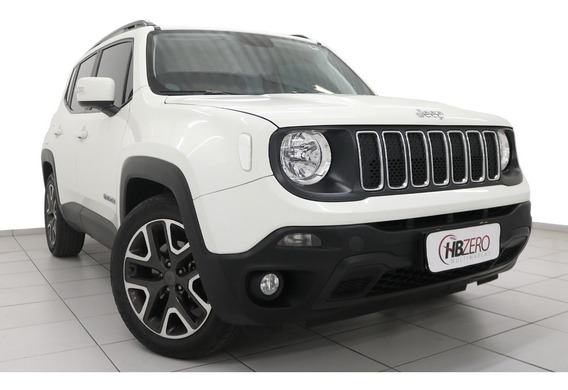 Jeep Renegade Longitude (aut) (flex) 2019